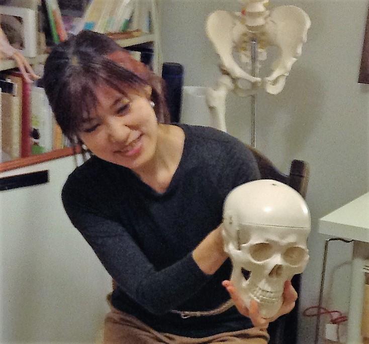 安田ヨウコさんの顔写真