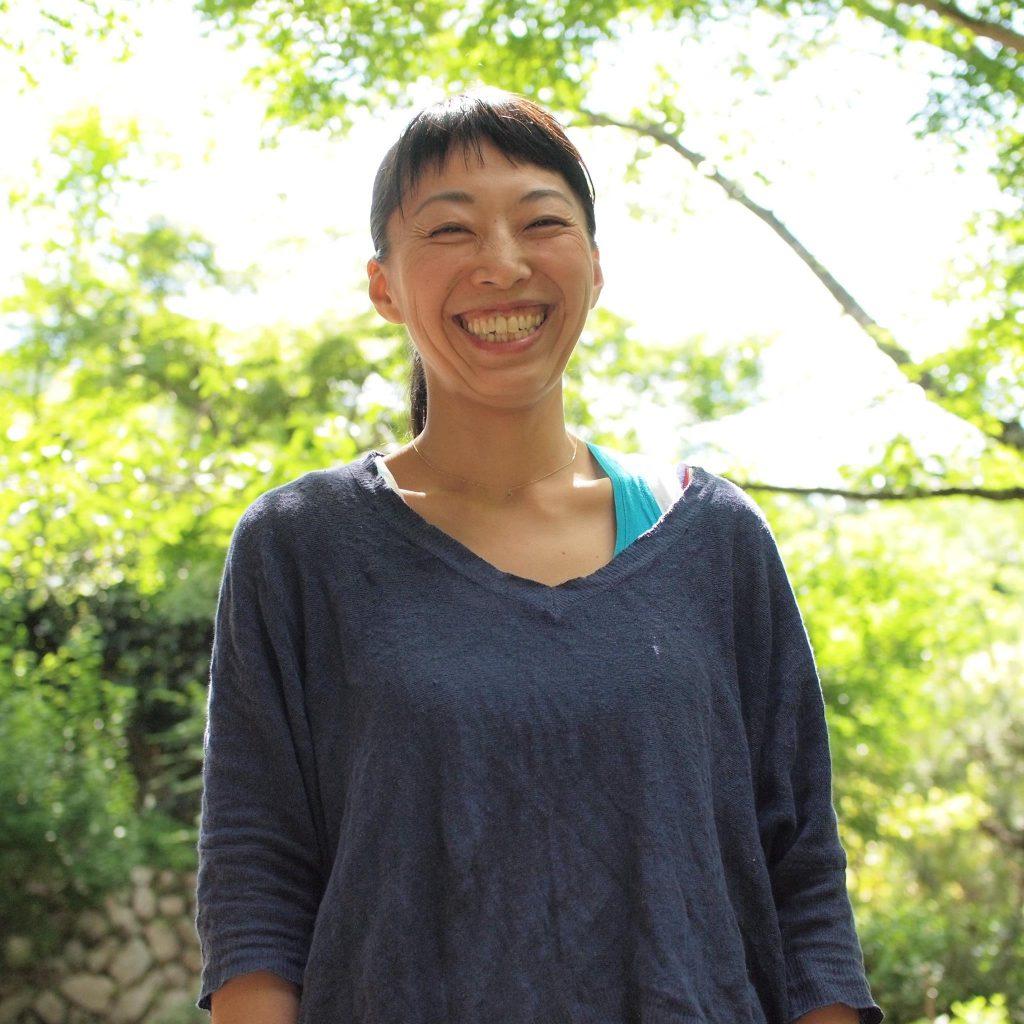 辻野恵子さんの顔写真