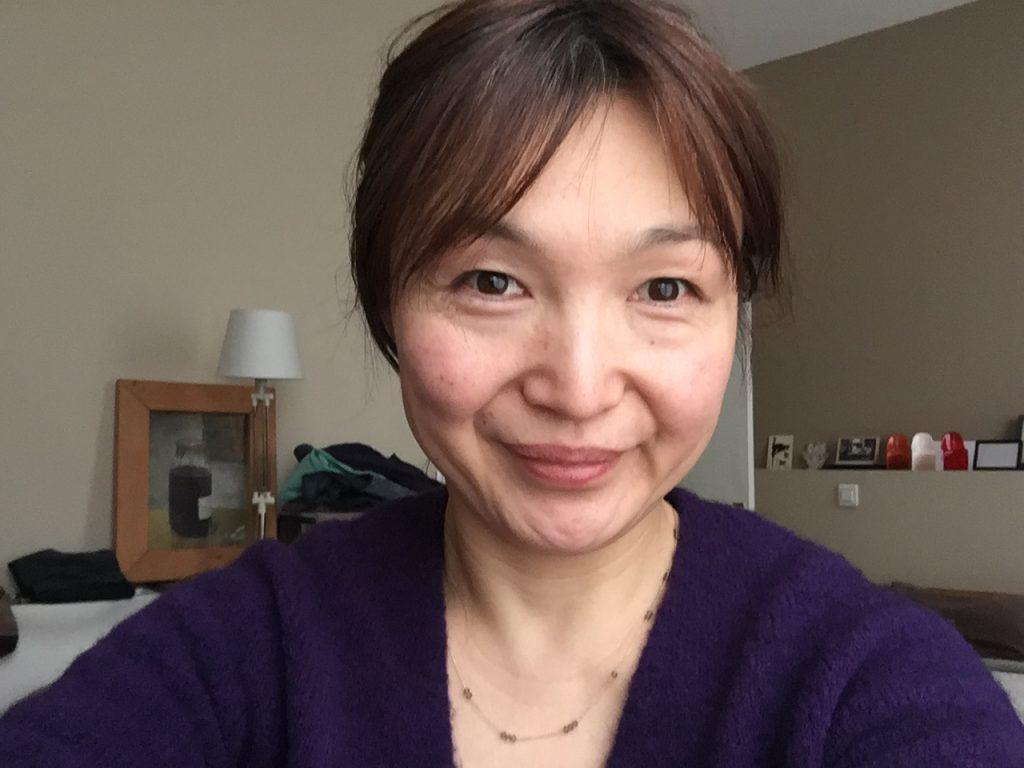 嶋根淑子さんの顔写真