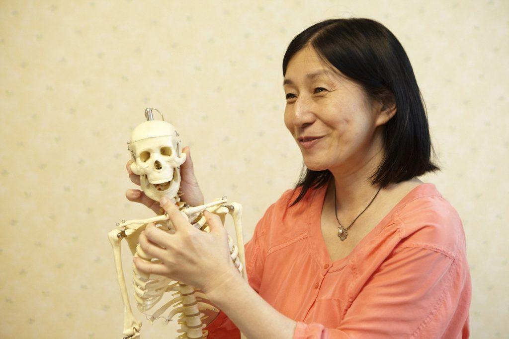 細井史江さんの顔写真
