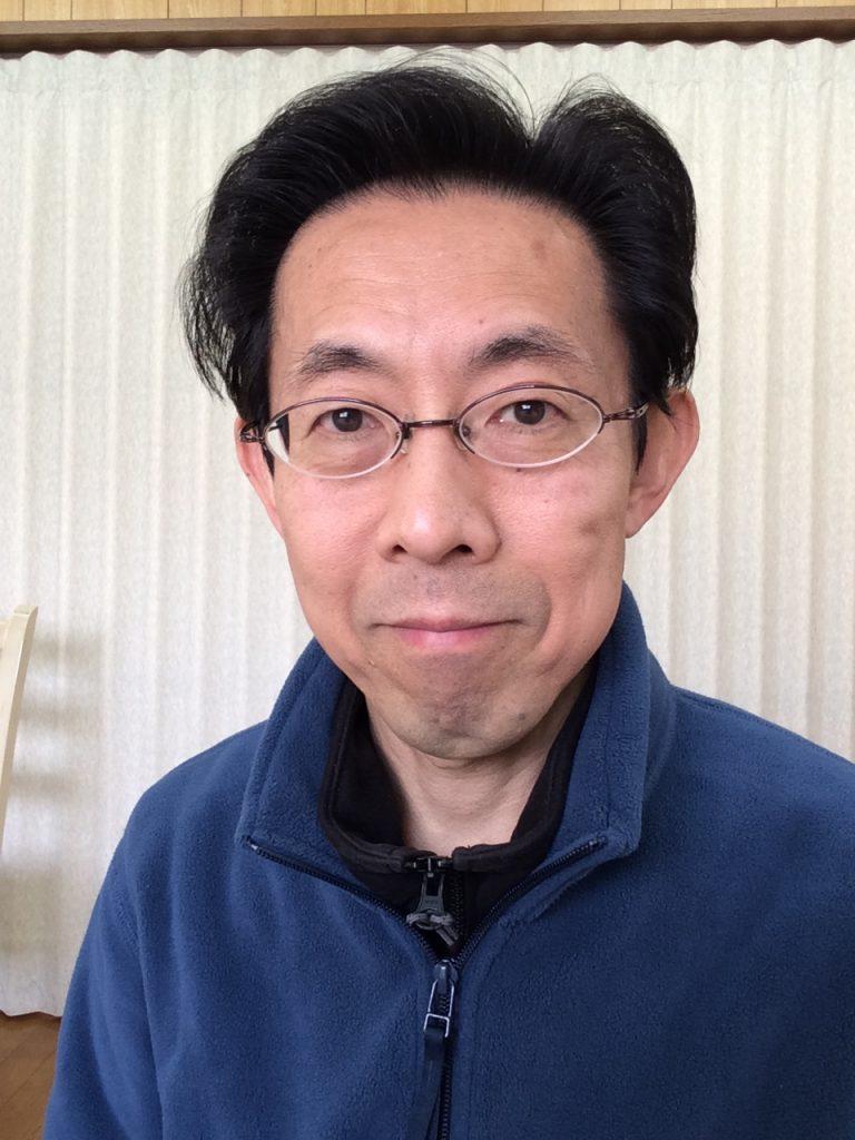 田中優行さんの顔写真