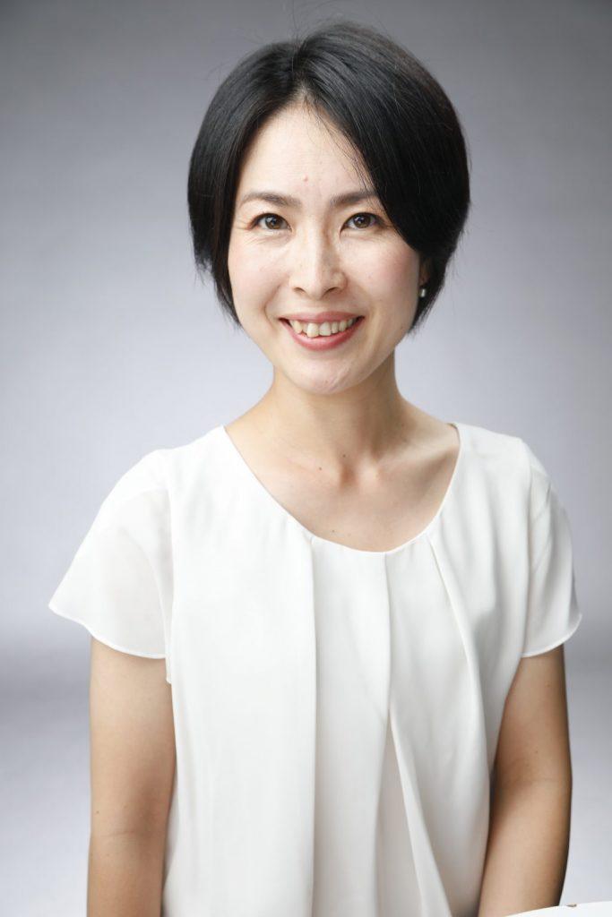 大塚由美さんの顔写真