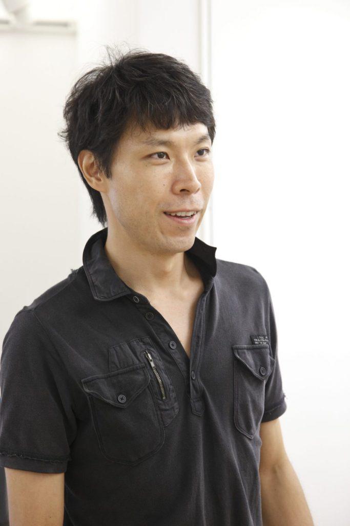 青木ポール紀和さんの顔写真