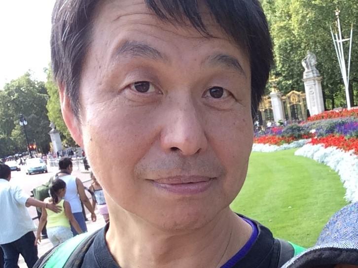 杉本伸也さんの顔写真