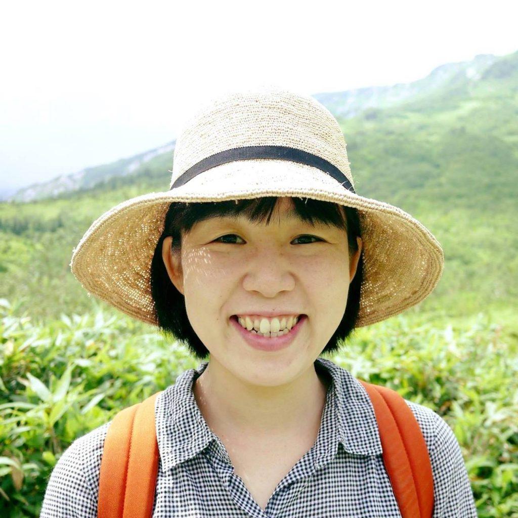中井敦子さんの顔写真