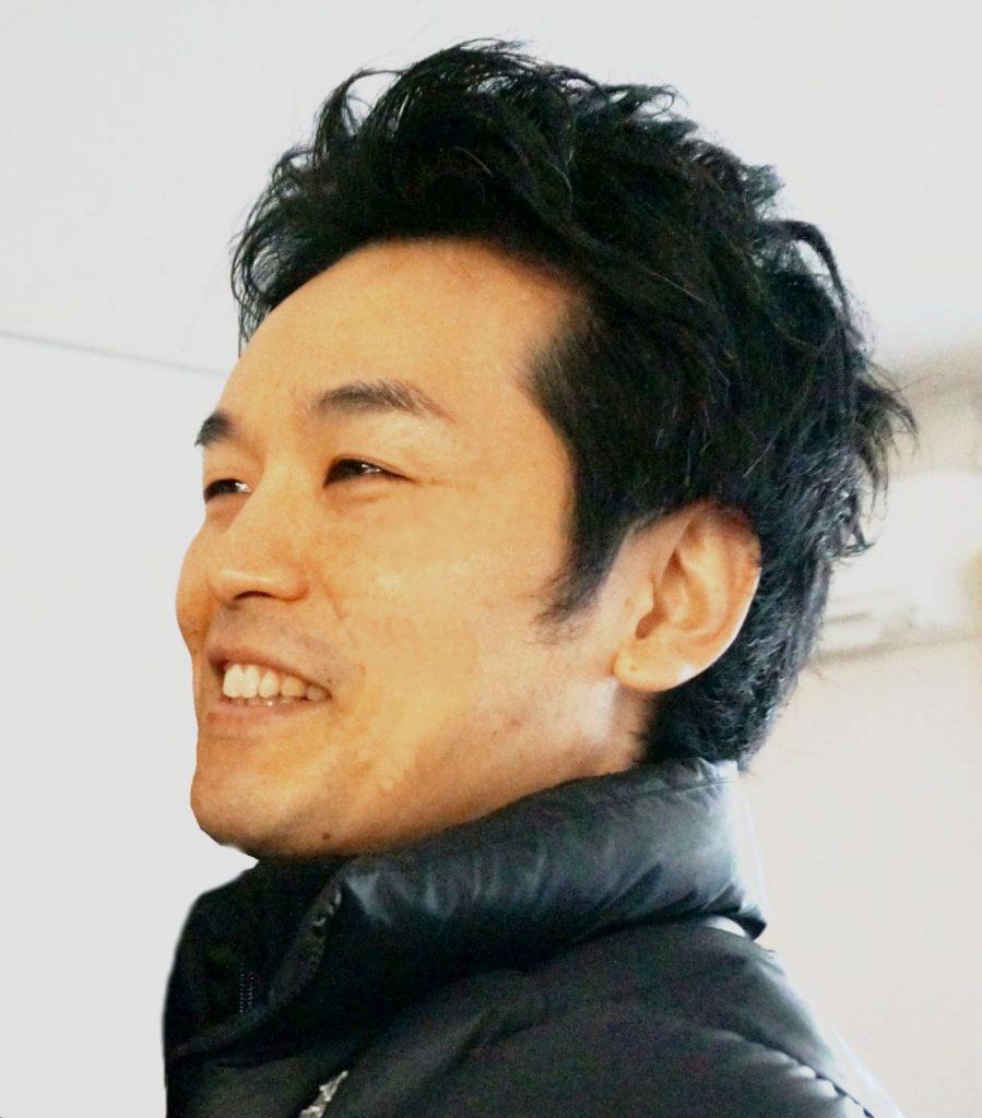 高木真人さんの顔写真