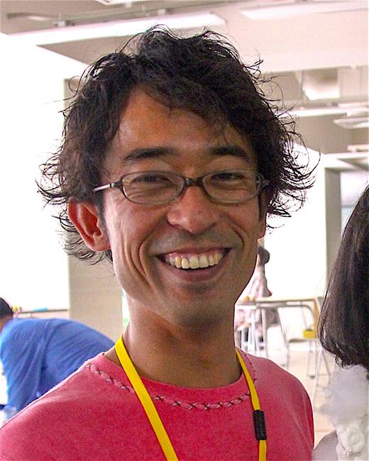 青柳彰一さんの顔写真