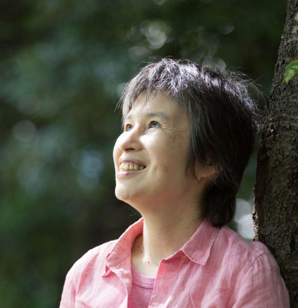 石井ゆりこさんの顔写真
