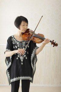 高野睦さんーヴァイオリン奏者