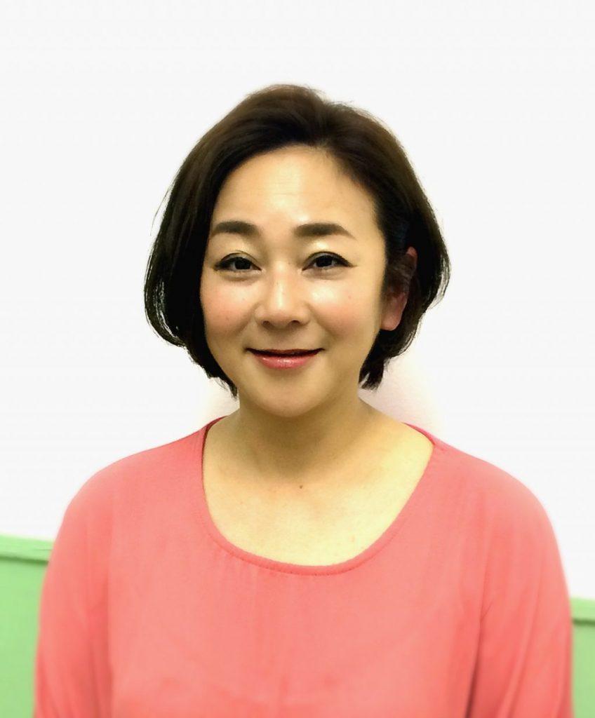 安田和子さんの顔写真
