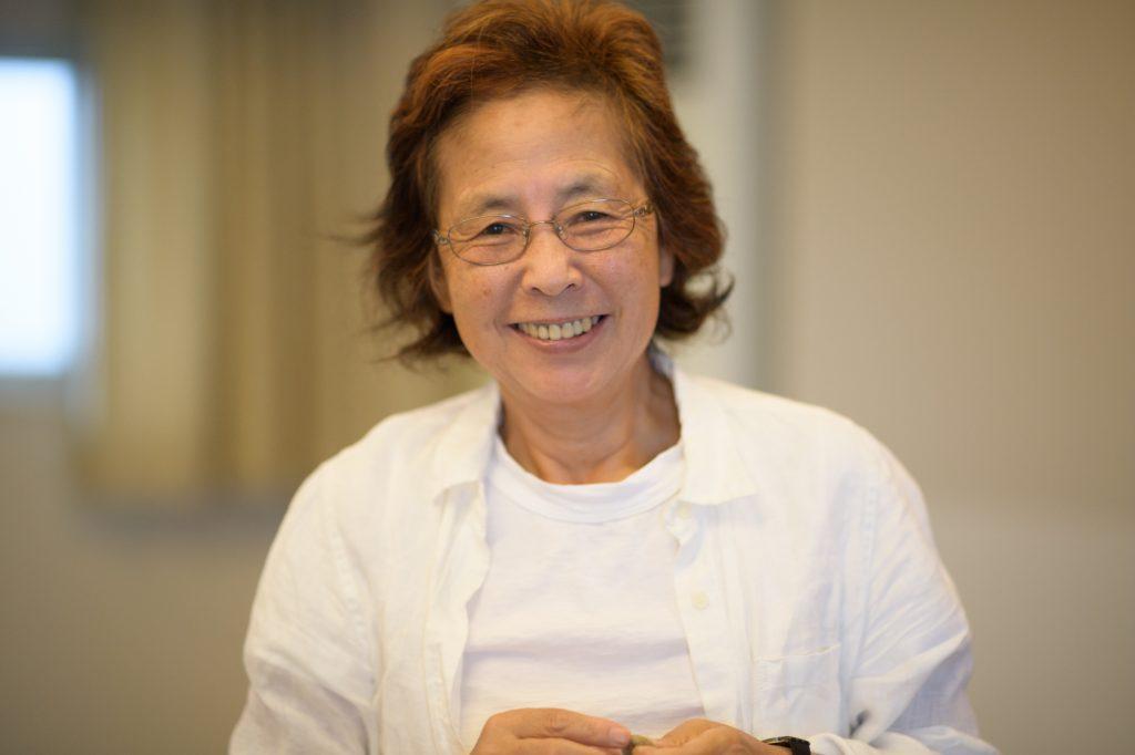 芹沢紀美子さんの顔写真