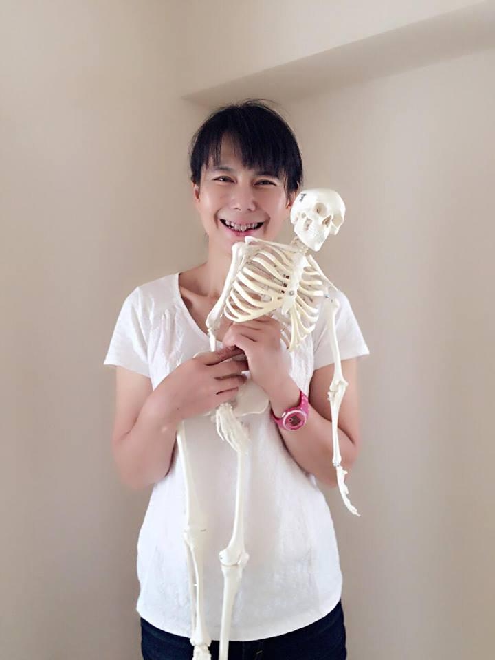 山口千重(ちえ)さんの顔写真
