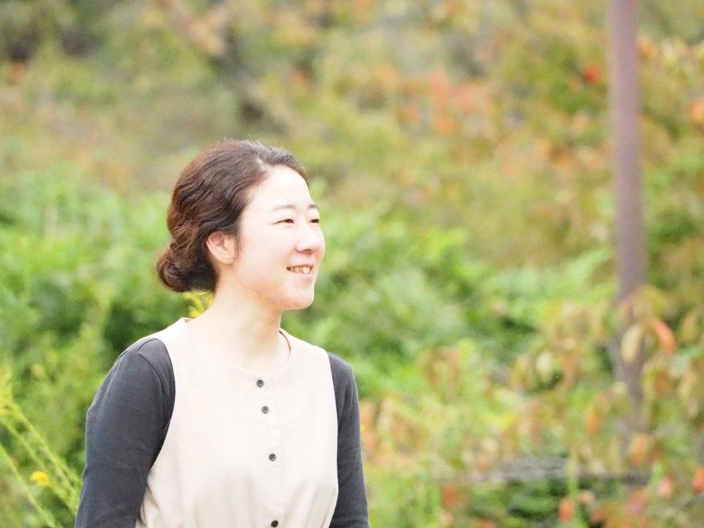 福永瑞枝さんの顔写真