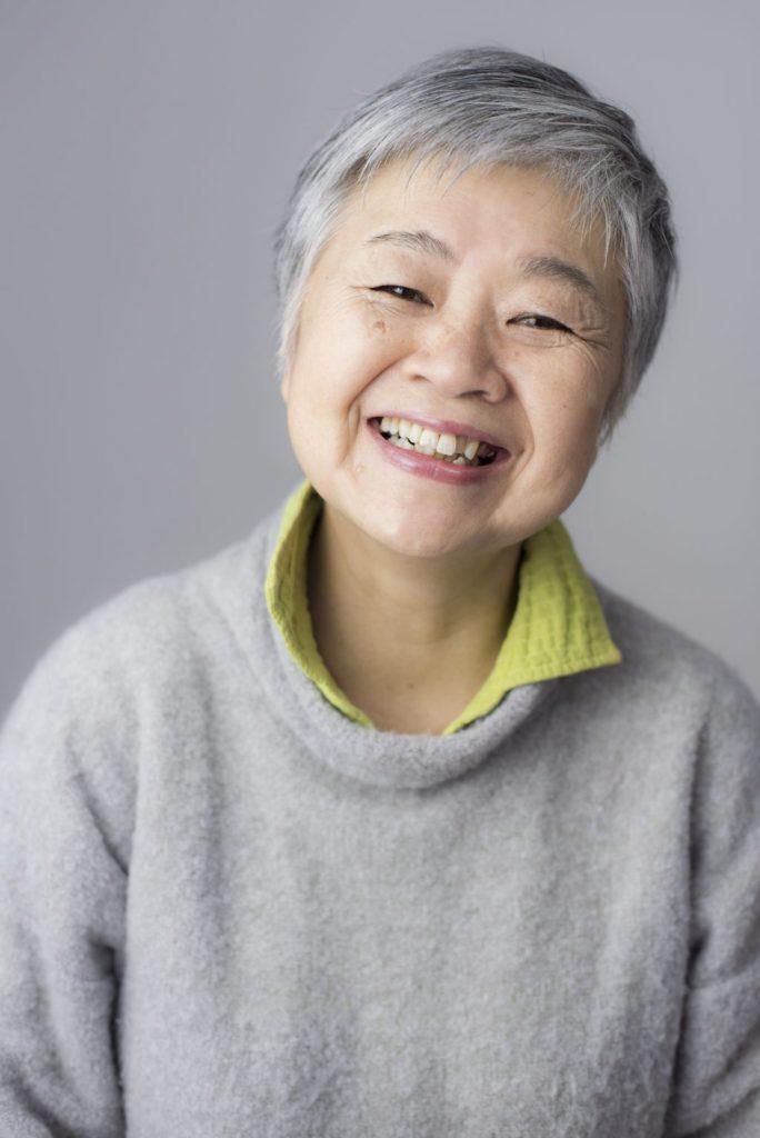 田中千佐子さんの顔写真