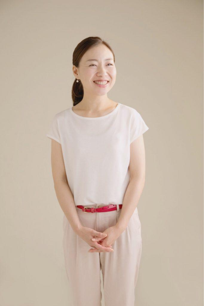船越 恵さんの顔写真